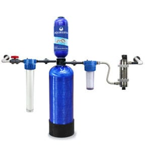 Whole House Well Water Filtration System