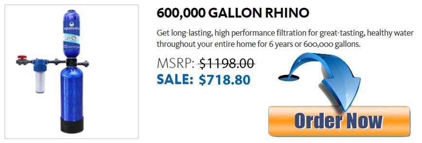 Rhino 1,000,000 Gallon System