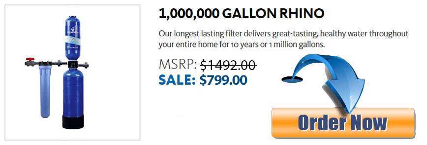 Rhino 600,000 Gallon System